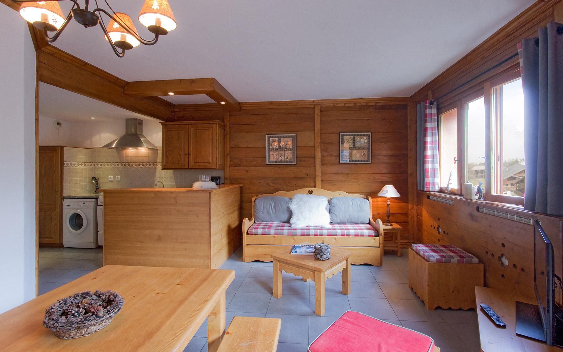 Appartement Aster - Les Balcons de Sarenne aux 2 Alpes