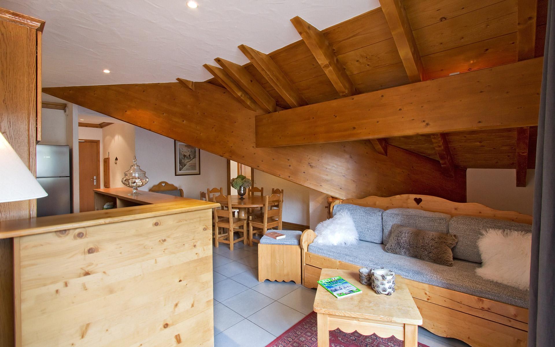 Appartement Trolle - Les Balcons de Sarenne aux 2 Alpes